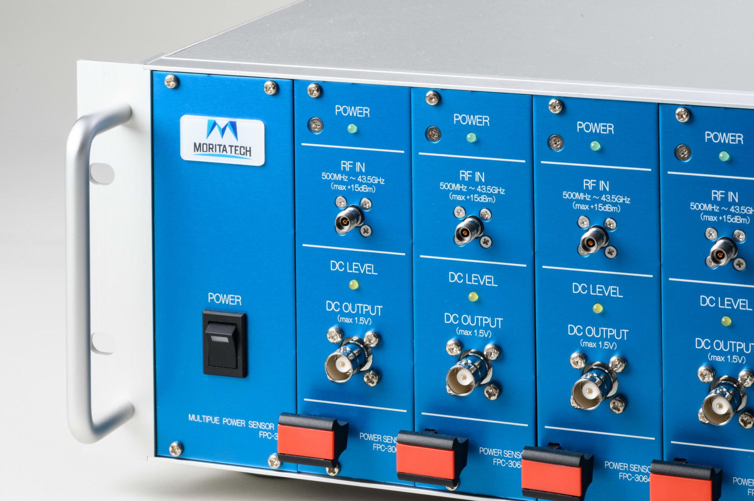 Multi-channel Wild Band  Level Detector<br>多频道广带域电压检出器