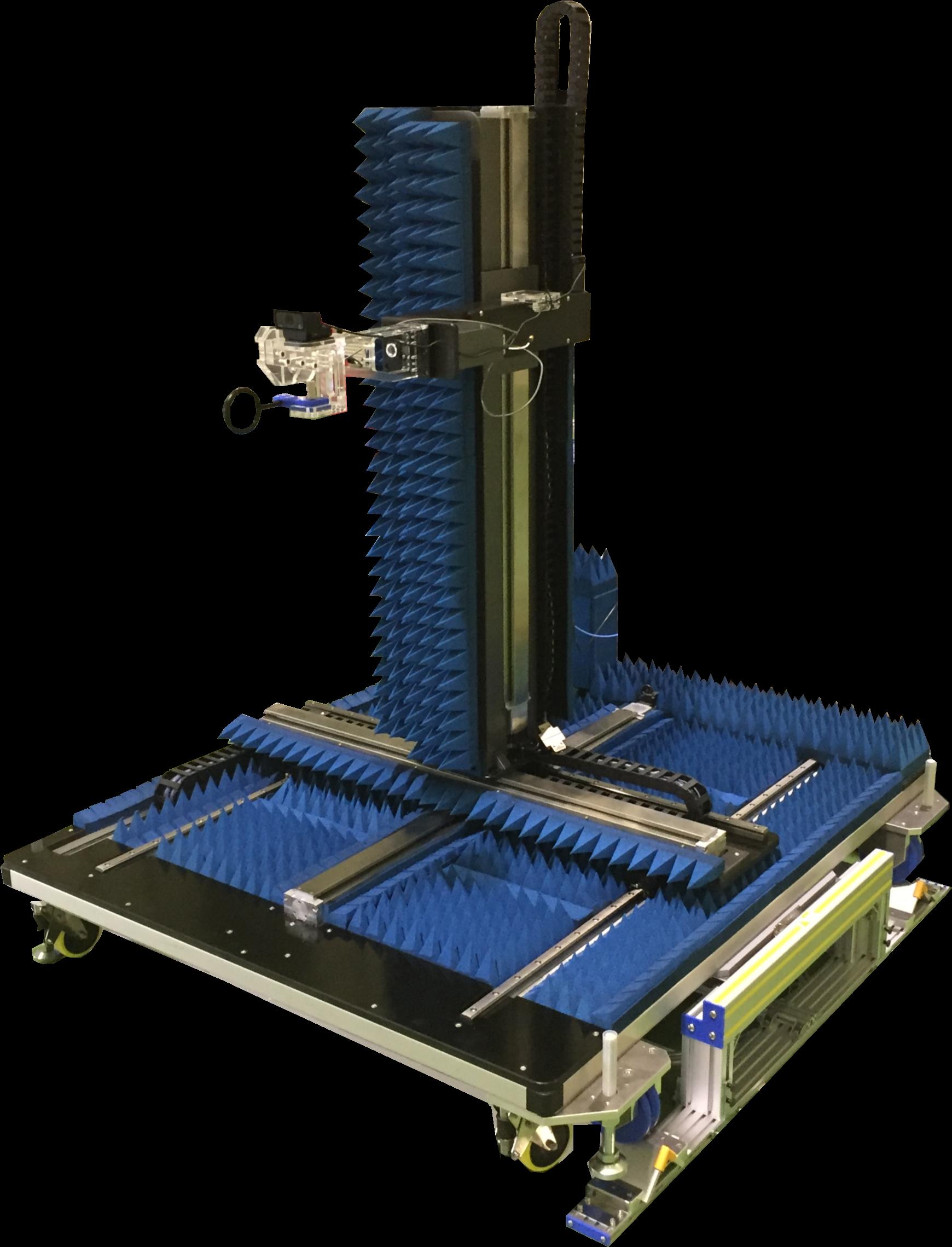 大型サイズ測定のWM9000シリーズ